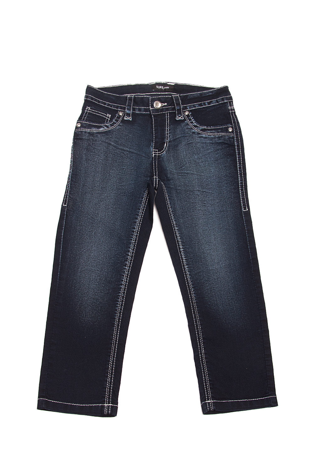 Type 2 Denim Diva Capri Pants