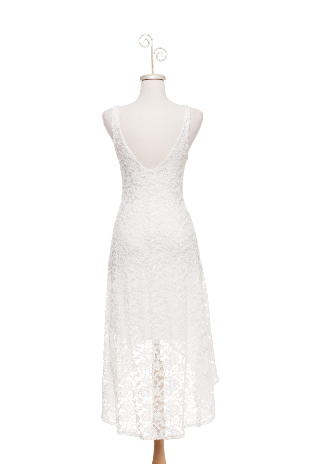 Type 1 Antique Lace Dress