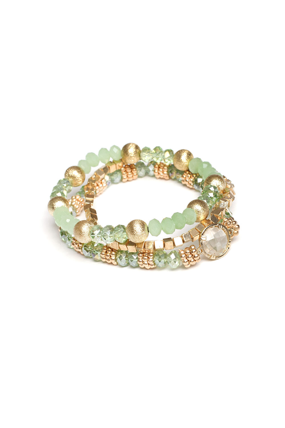 Type 1 Pot of Gold Bracelet Set