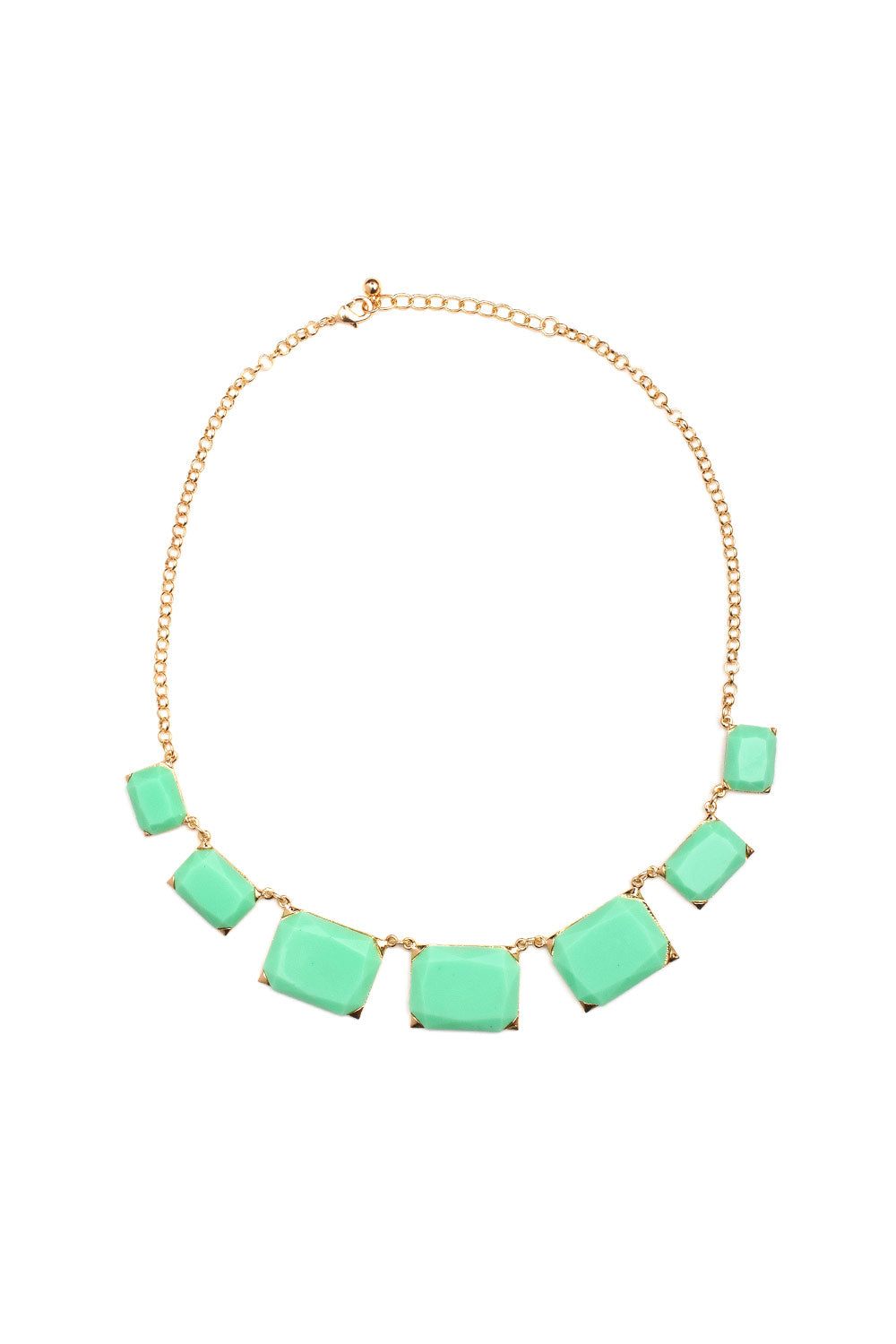 Type 1 Sweet Mint Necklace