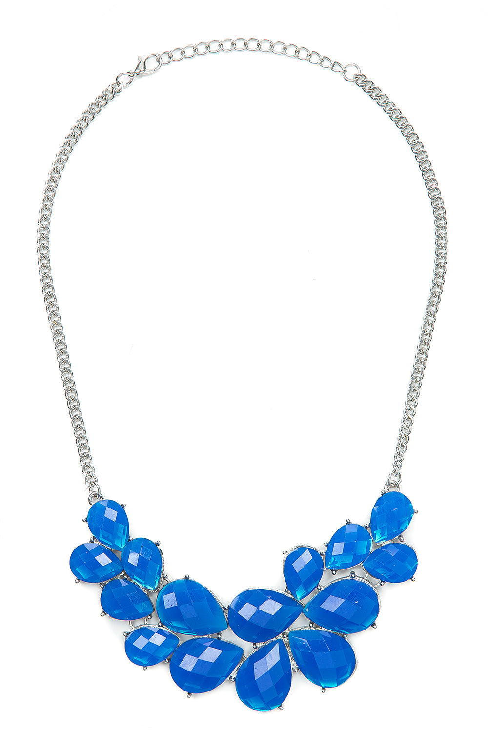 Type 4 Brilliant Blue Necklace