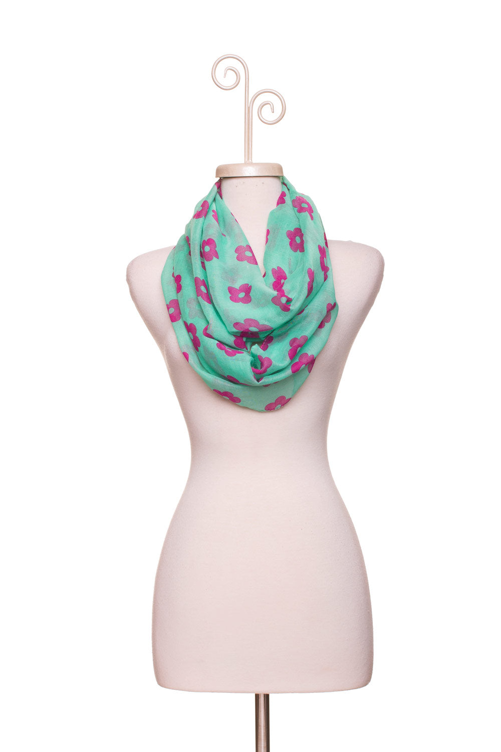 Type 1 Flowering Fun Scarf