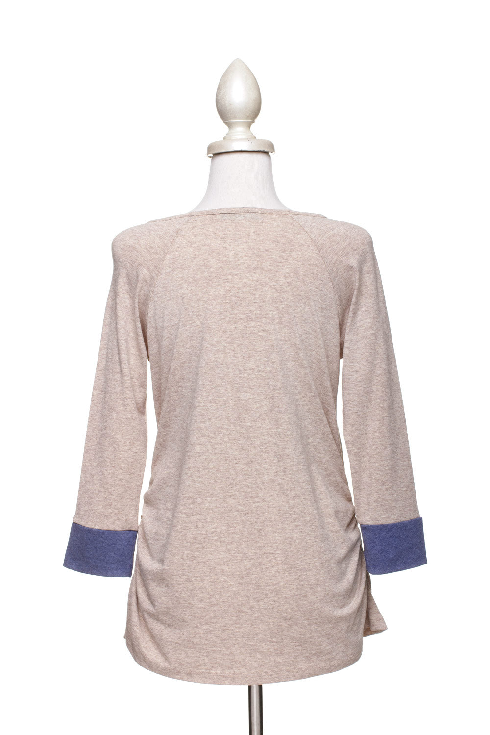 Type 2 Soothing Top in Taupe
