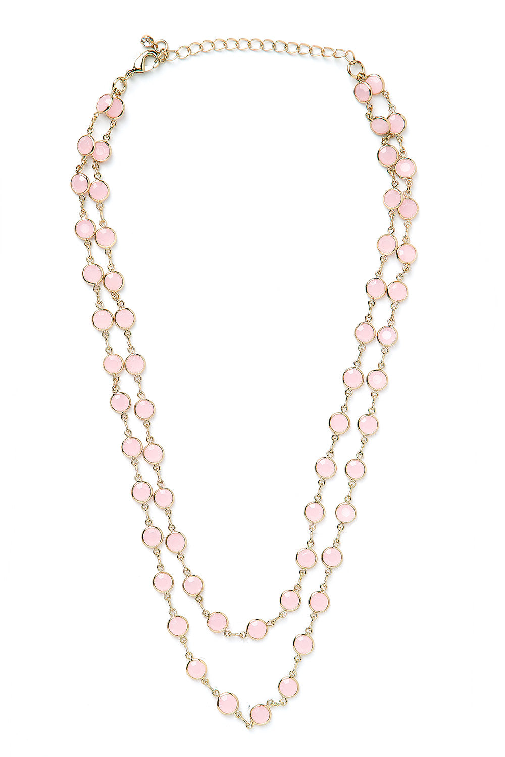 Type 1 Carbonated Pink Lemonade Necklace