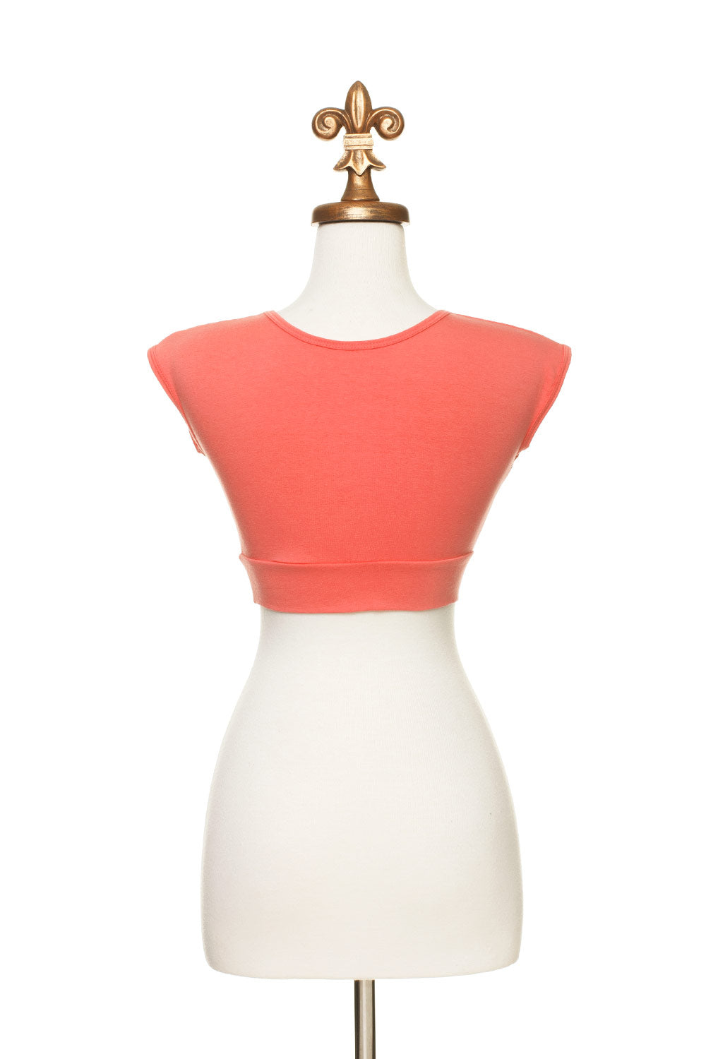Type 3 Basic Cap HALFTEE in Coral
