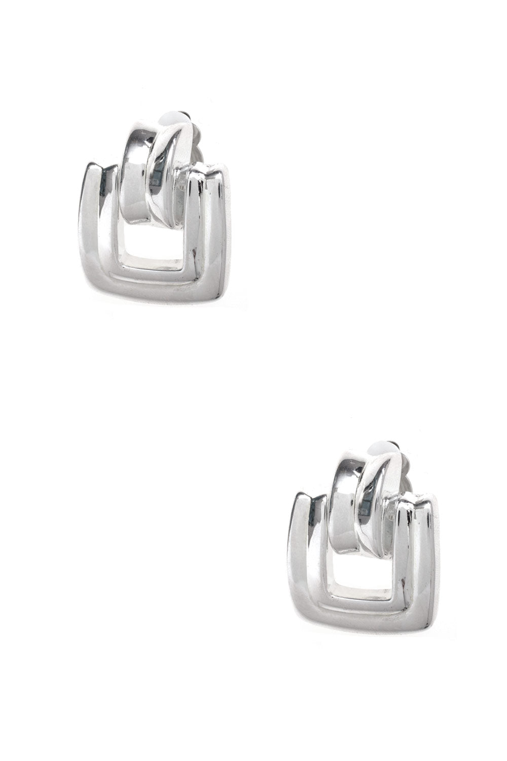 Type 4 Knock, Knock Clip-On Earrings