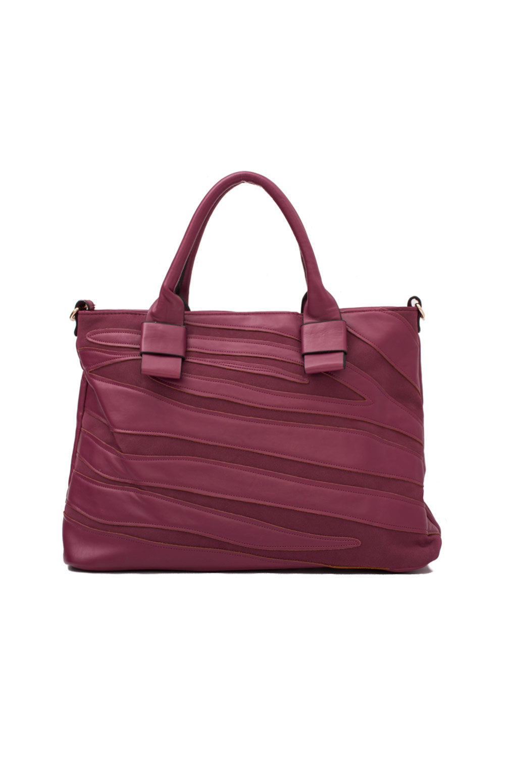 Type 3 Rich Raspberry Handbag