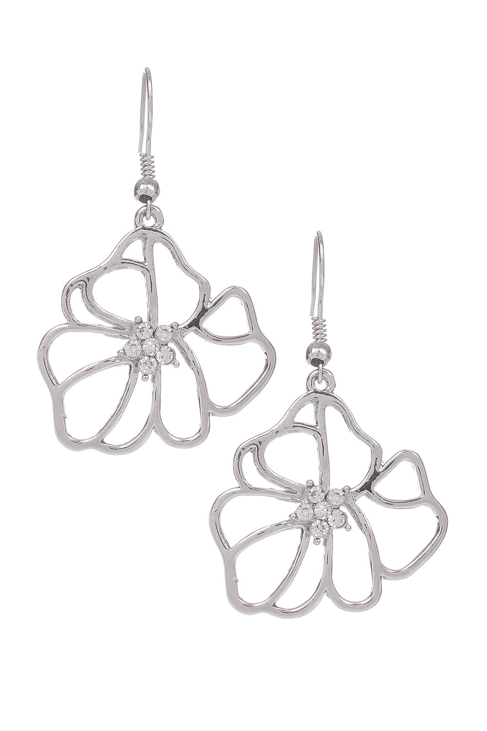 Type 4 Flower Tower Earrings