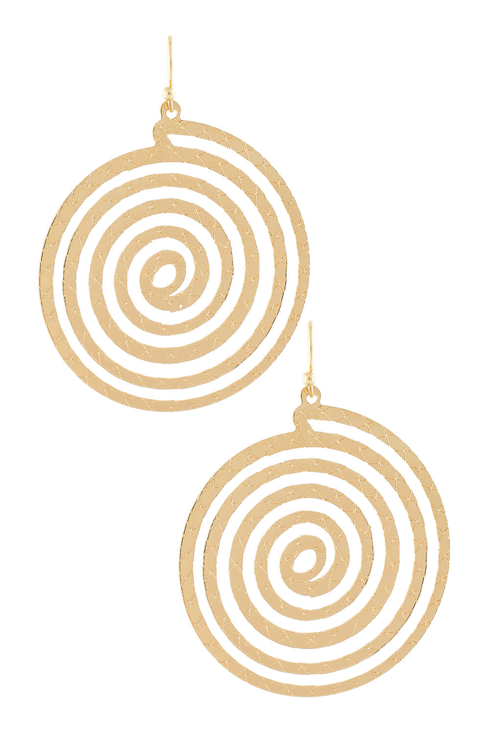 Type 1 Spiral Earrings