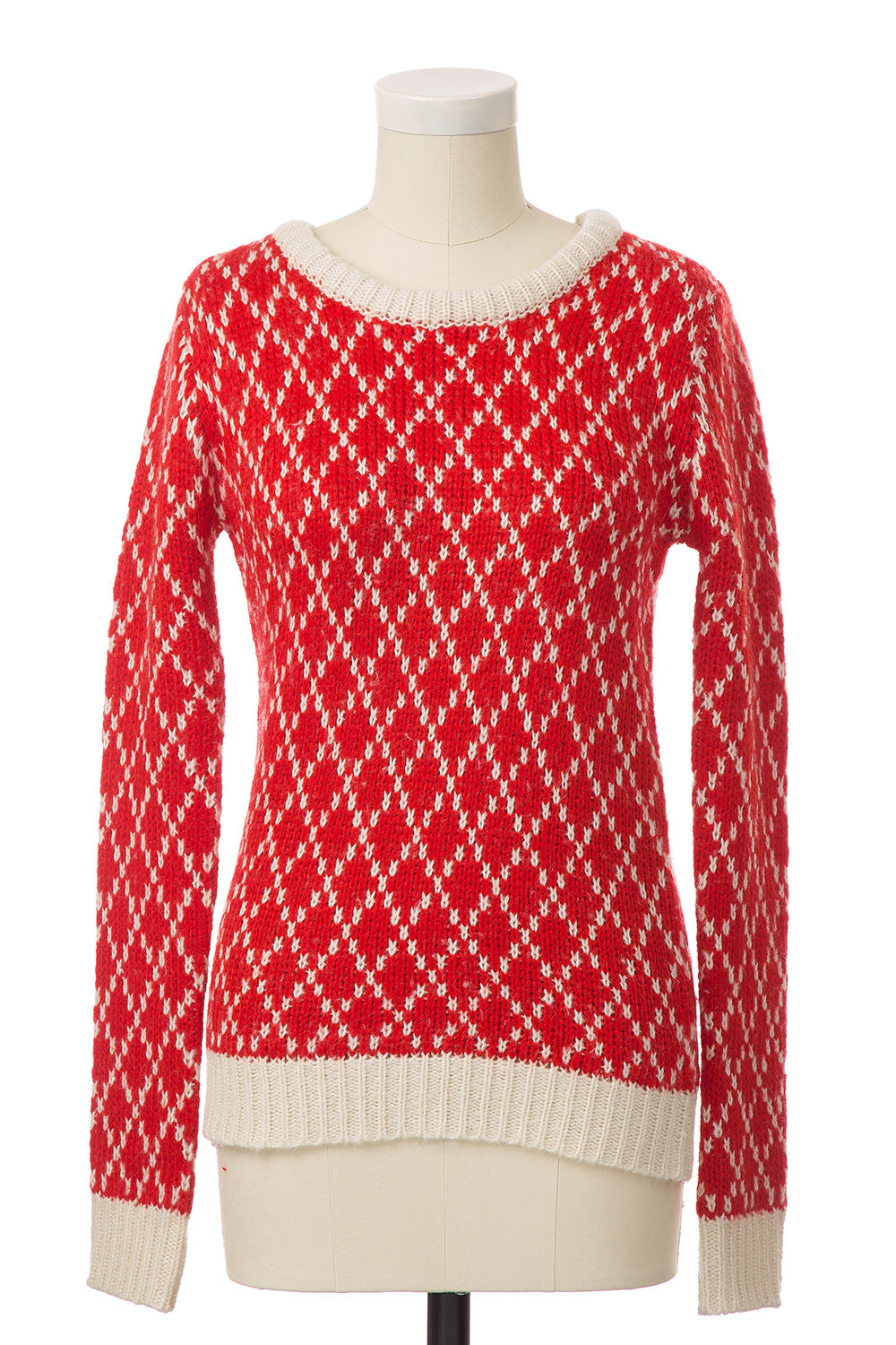Type 1 Candy Cane Sweater