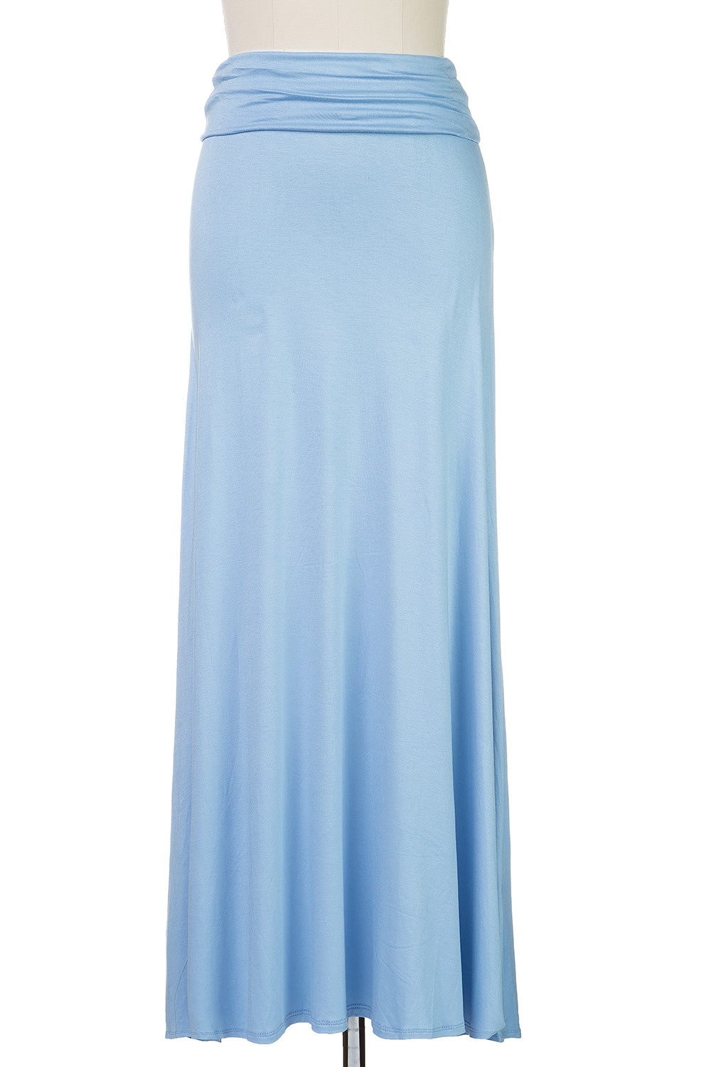 Type 2 Light Blue Maxi Skirt
