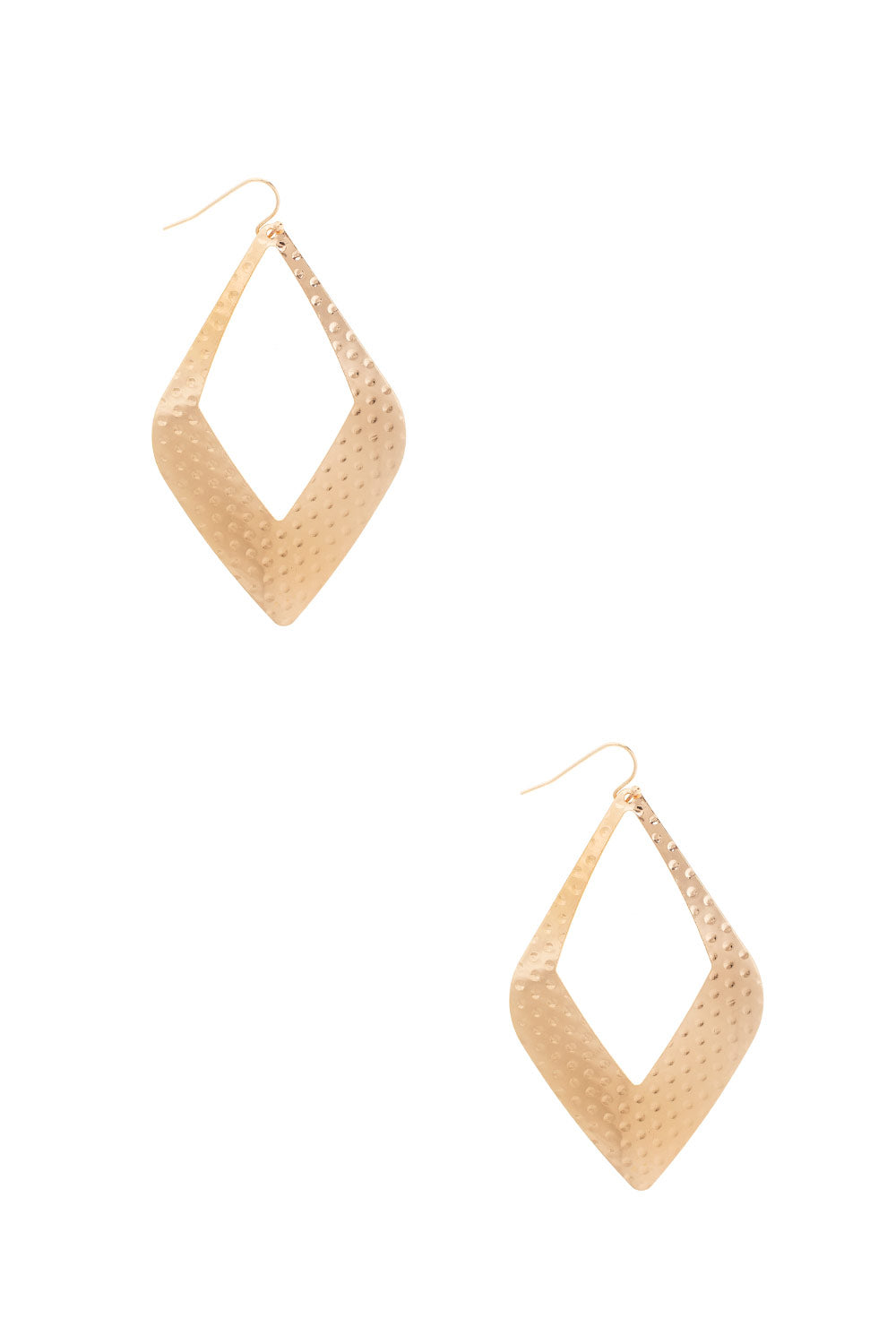 Type 3 Geometric Gold Earrings