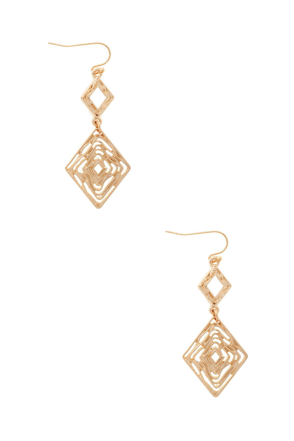 Type 3 Daring Diamonds Earrings