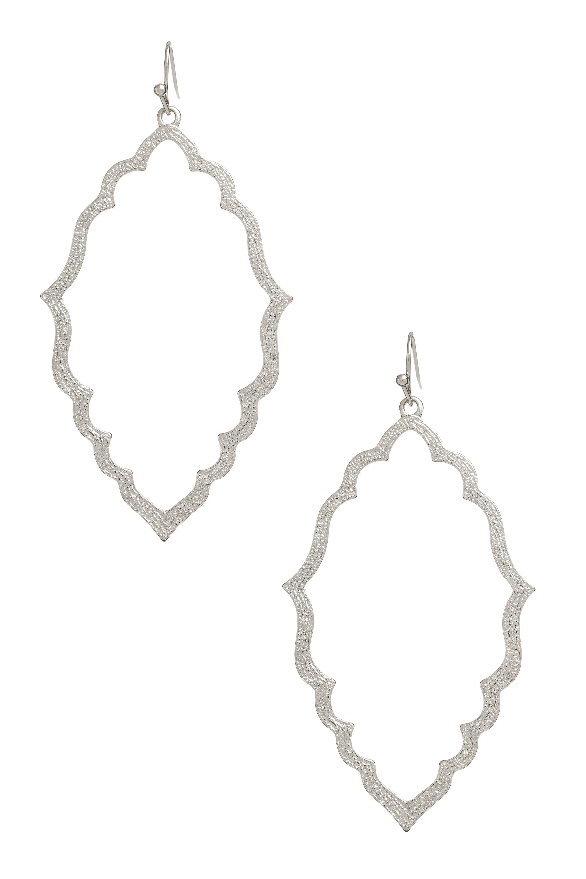 Type 2 Frame Earrings