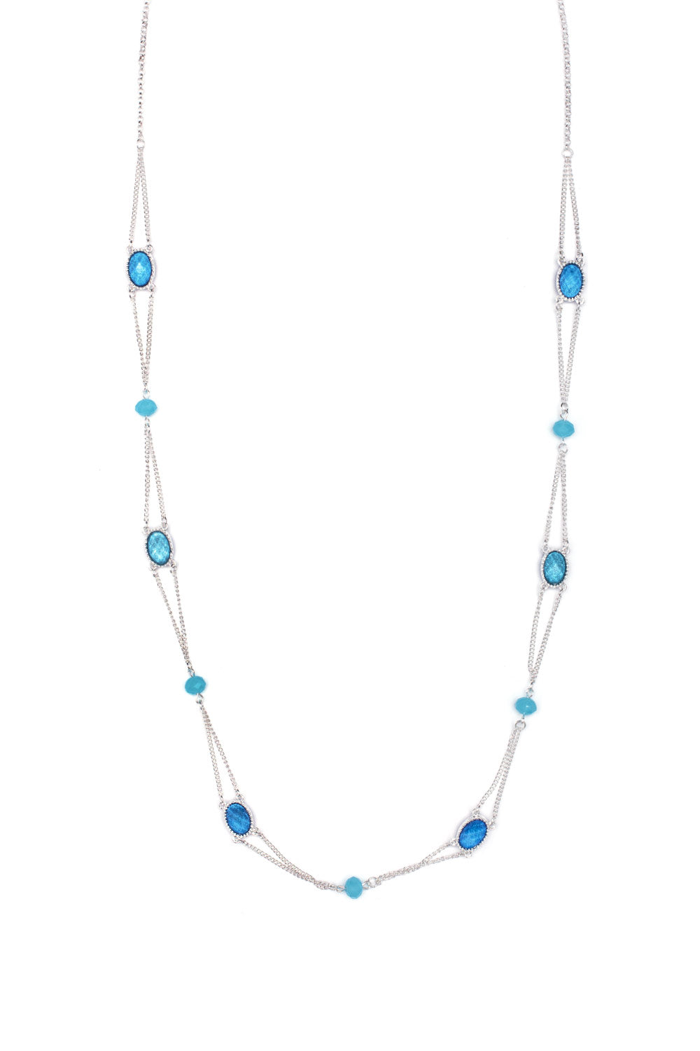 Type 2 Bountiful Blue Necklace