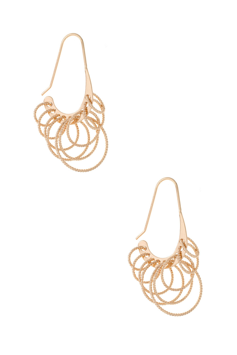Type 1 Loop de Loop Earrings