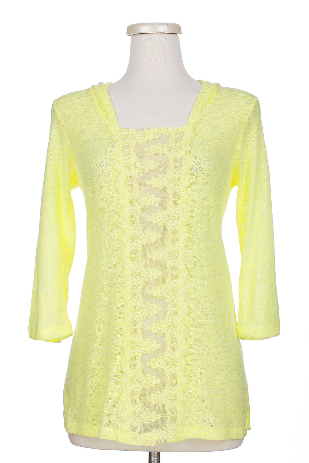 Type 1 Heartland Top in Yellow