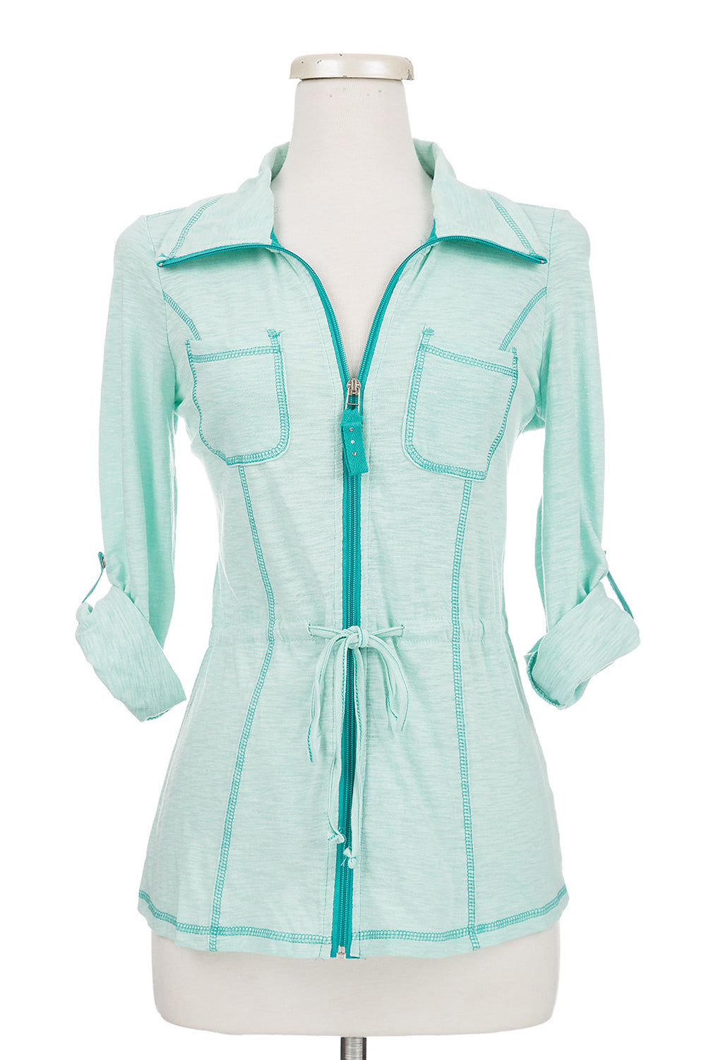 Type 1 Mint Sorbet Jacket