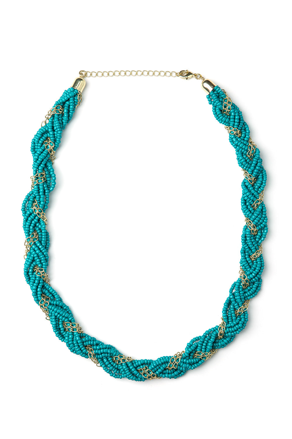 Type 3 French Braid Necklace