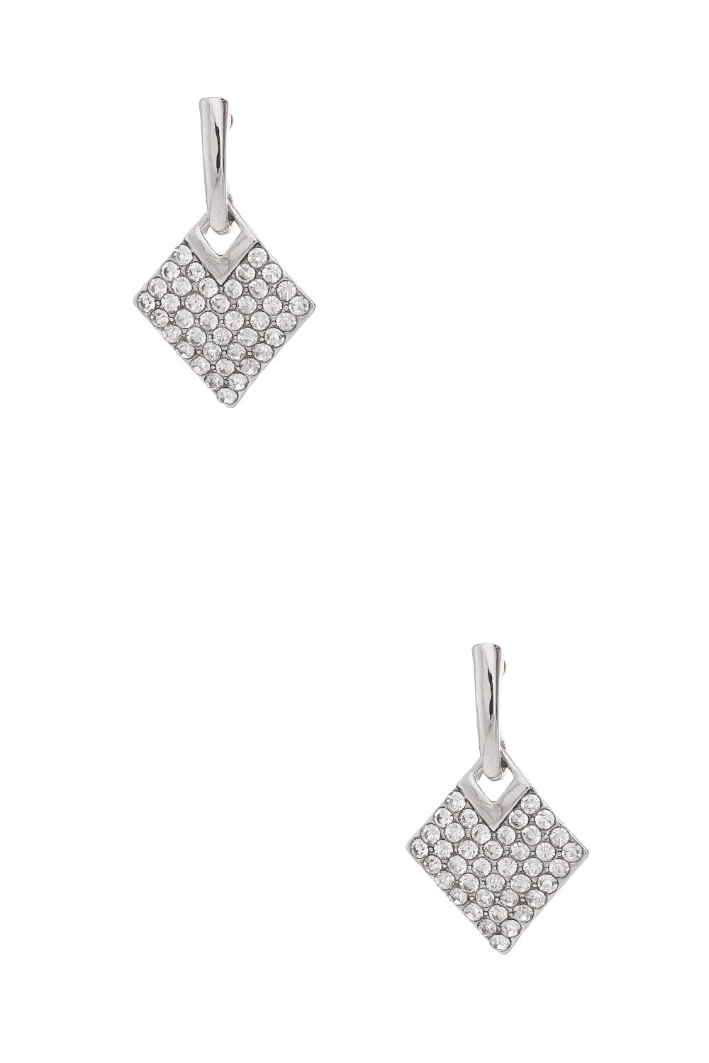 Type 4 Crystal Clear Earrings