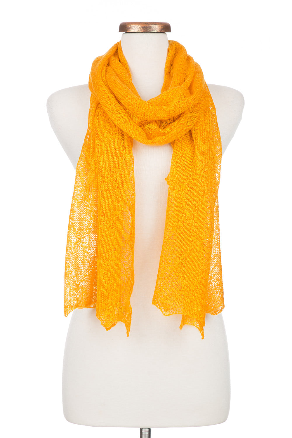 Type 3 Golden Glam Scarf