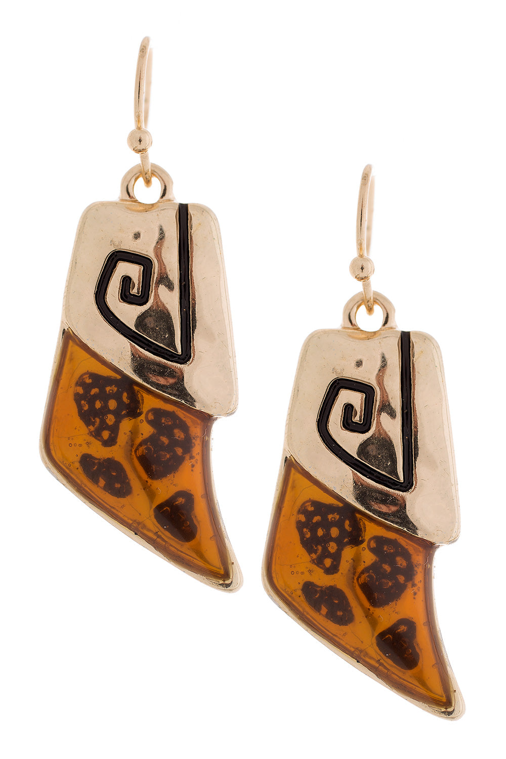 Type 3 Aboriginal Earrings