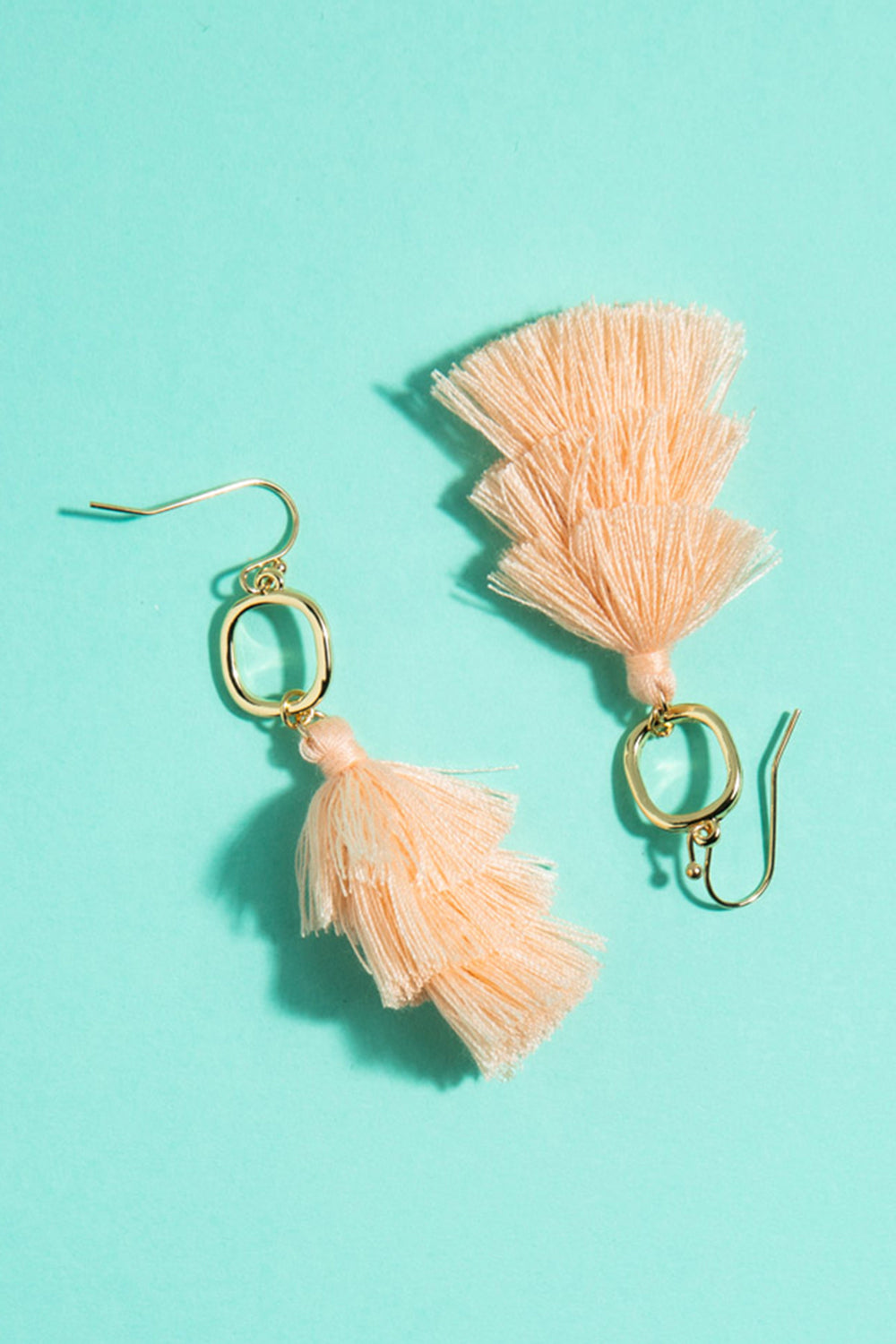 Type 1 Peachy Keen Earrings