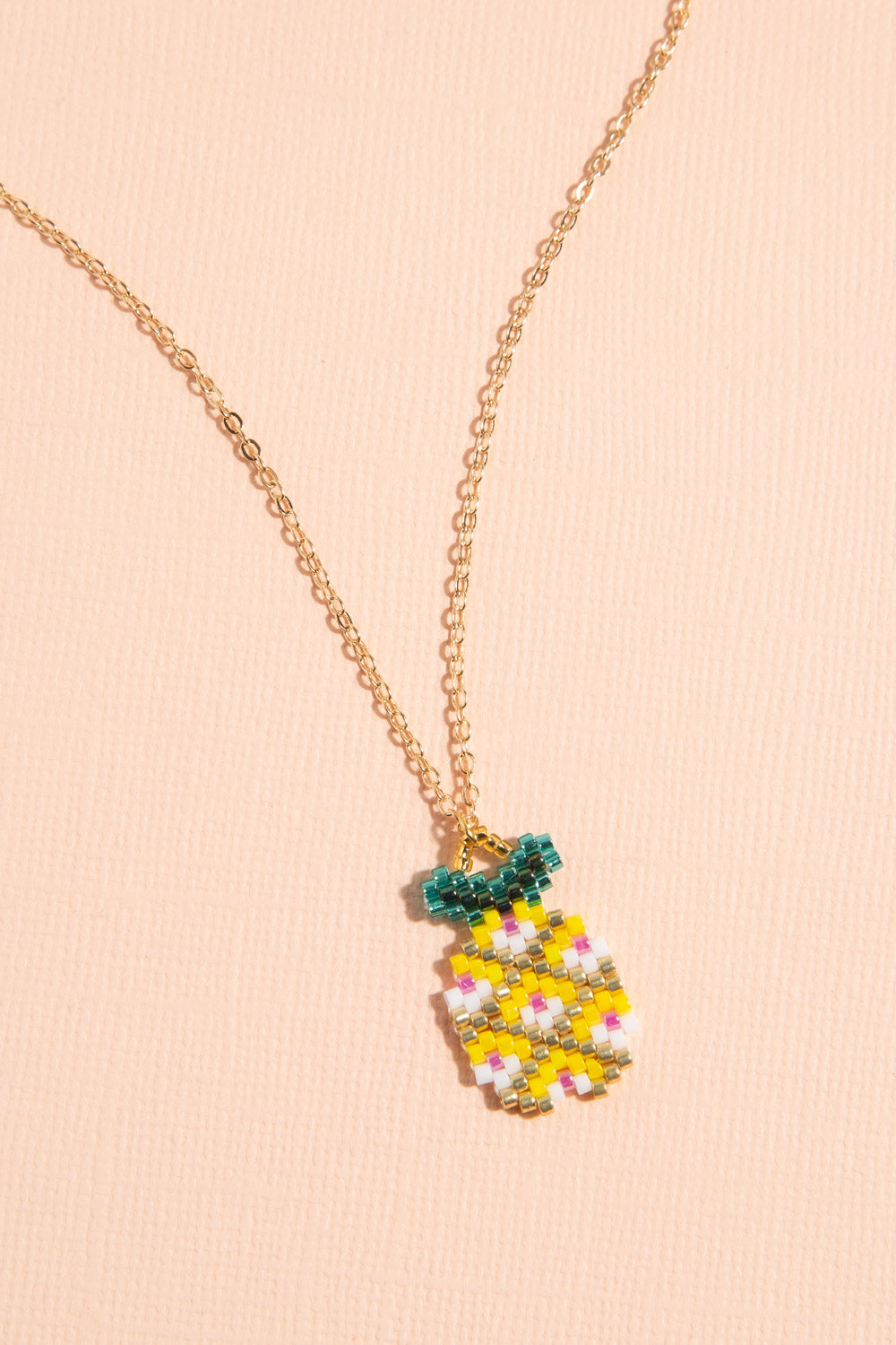 Type 1 Pineapple of My Eye Necklace