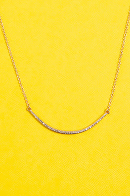 Type 1 Just Smile Necklace