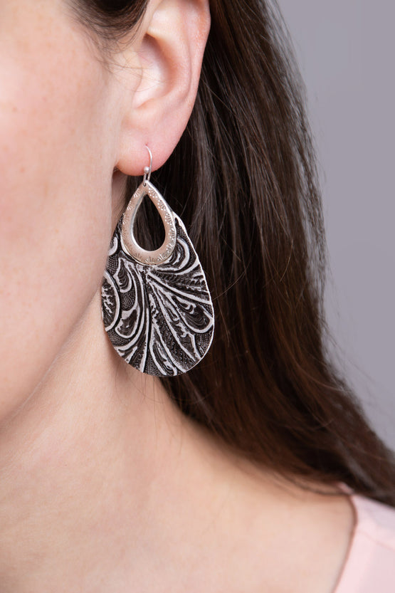 Type 2 Blooms At Night Earrings