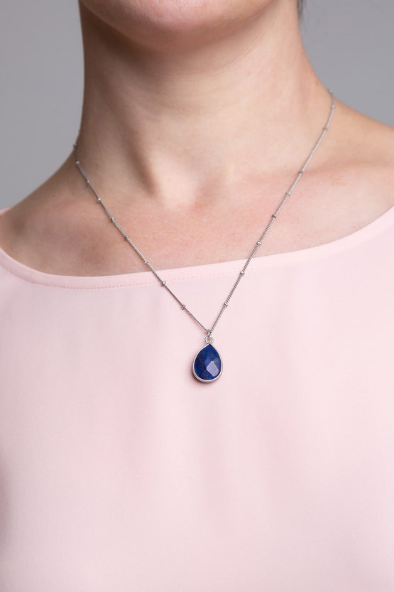 Type 2 Into the Blue Necklace