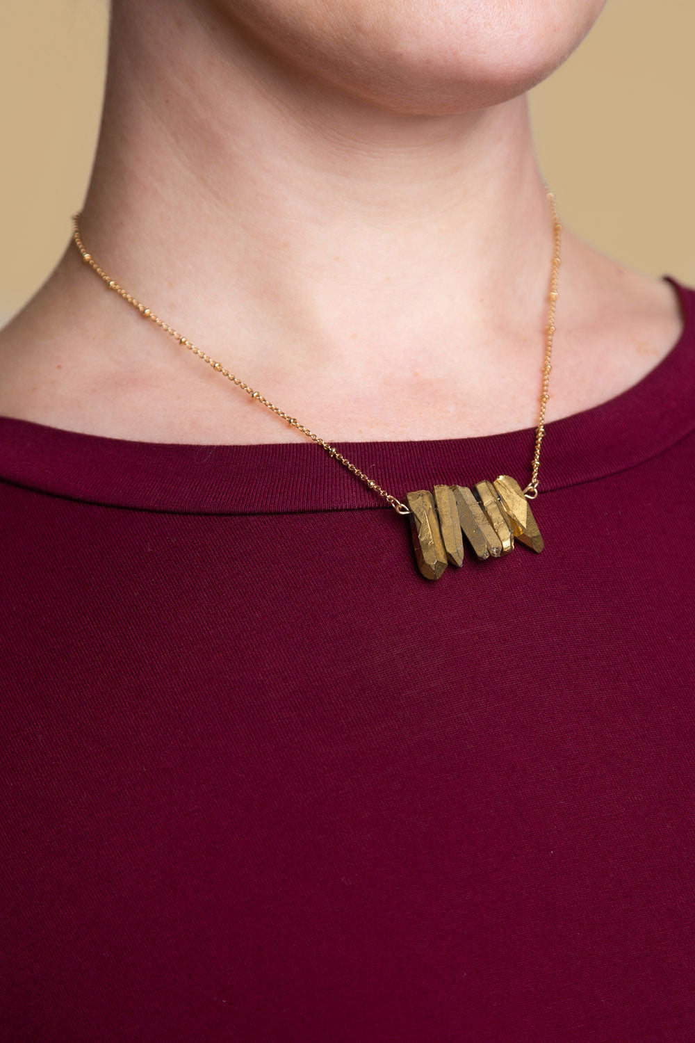 Type 3 Mine Games Necklace