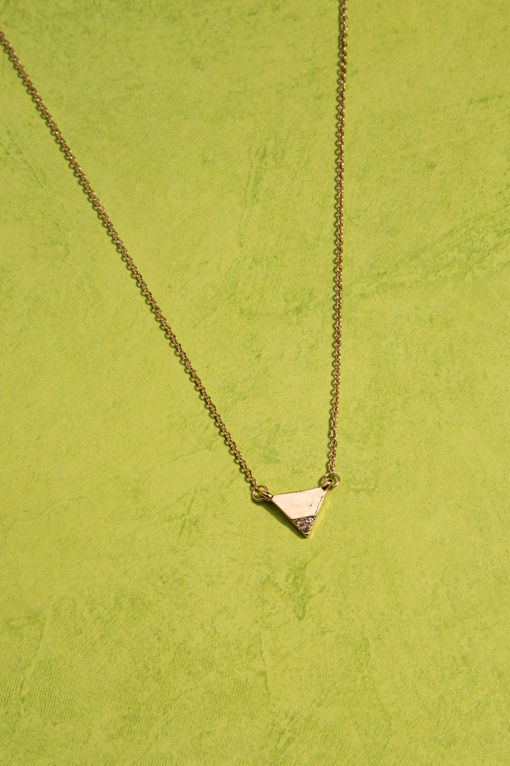 Type 3 Tri this Angle Necklace