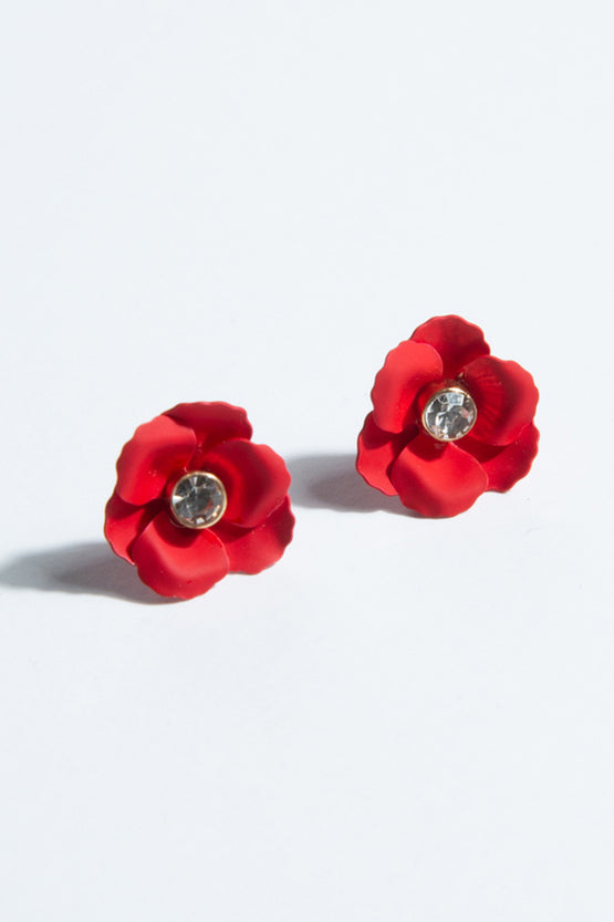 Type 4 Petite Poppy Earrings