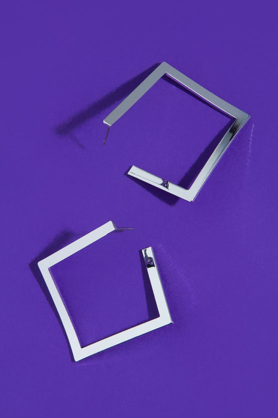 Type 4 Four Corners Earrings