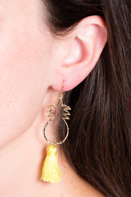 Type 1 Cabana Party Earrings