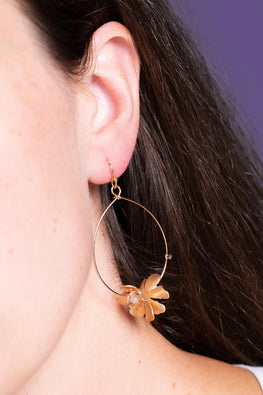 Type 1 Floating Florals Earrings