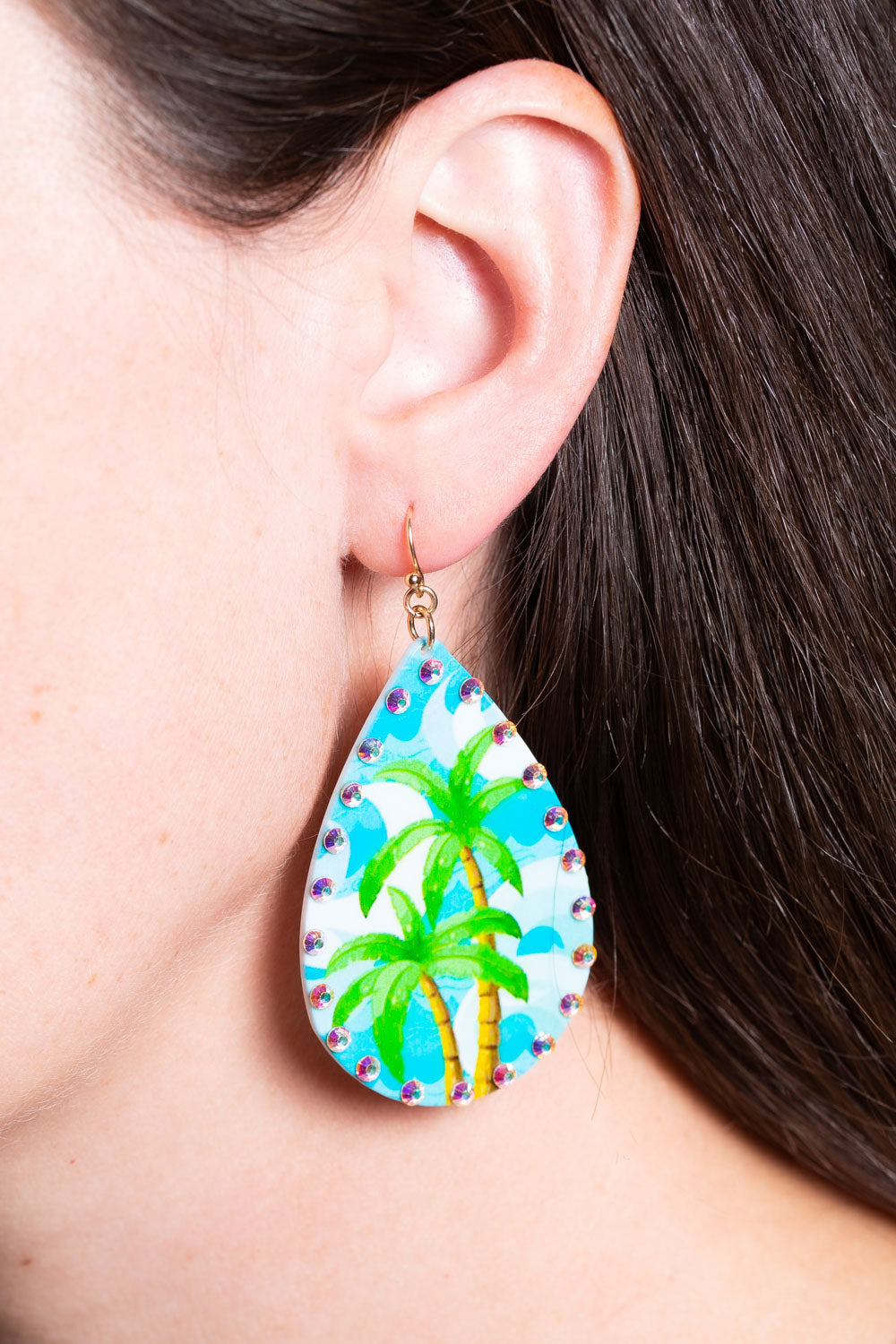 Type 1 A Pair Of Palms Earrings