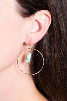 Type 1 Mining For Treasure Earrings