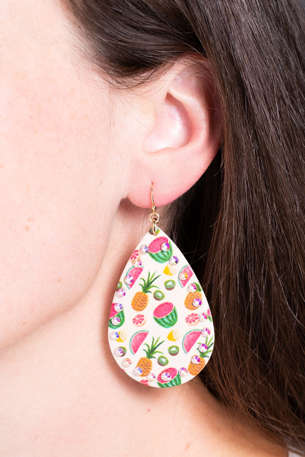 Type 1 Fruit Punch Earrings