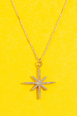 Type 1 North Star Necklace