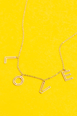 Type 1 L.O.V.E. Necklace