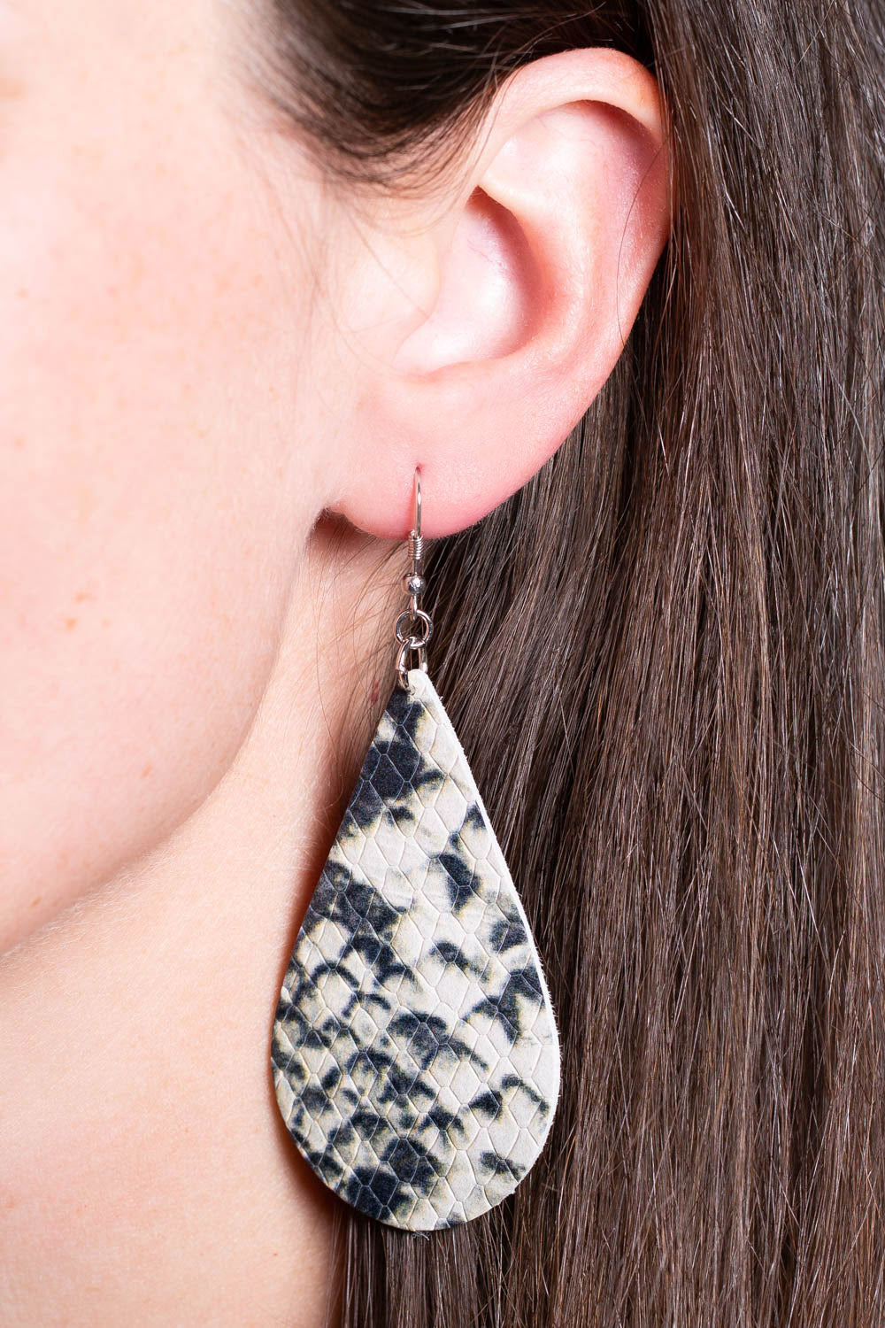 Type 2 Snaking Through Earrings