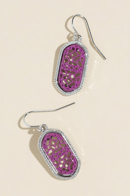 Type 2 Mauvelous Darling Earrings