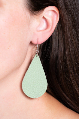 Type 2 Graceful Green Earrings
