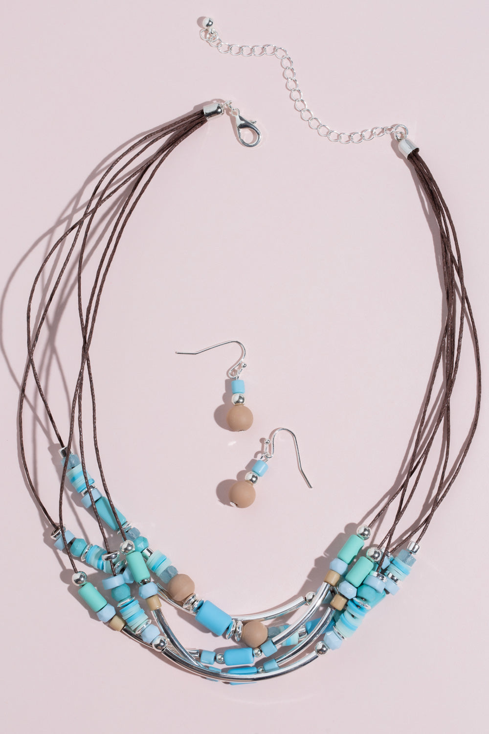 Type 2 Sea Song Necklace/Earring Set