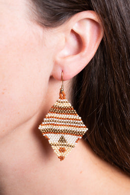 Type 3 Seeing The Southwest Earrings
