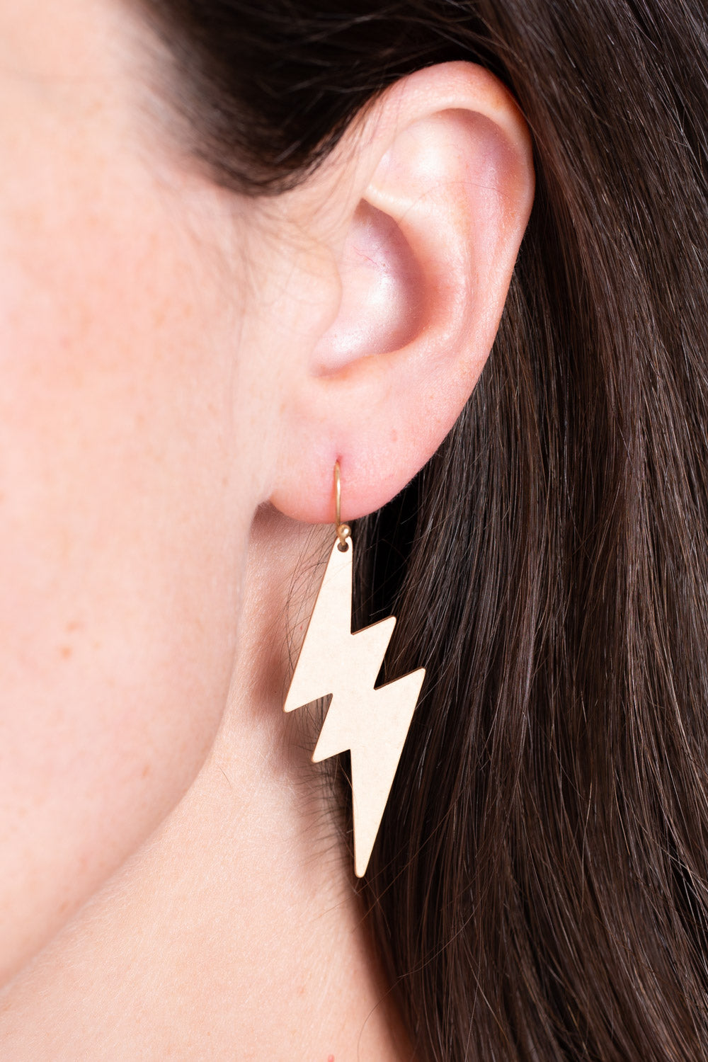 Type 3 Bolts of Lightning Earrings