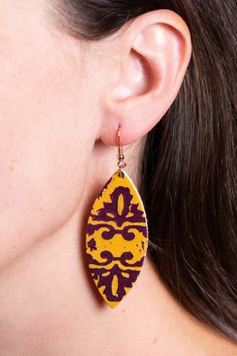 Type 3 Riding Sidesaddle Earrings