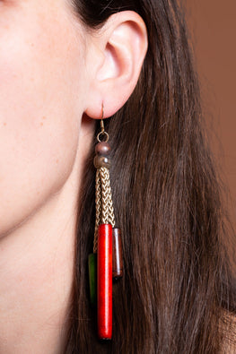Type 3 Intriguing Design Earrings